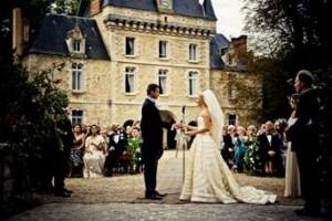 Франция свадьба